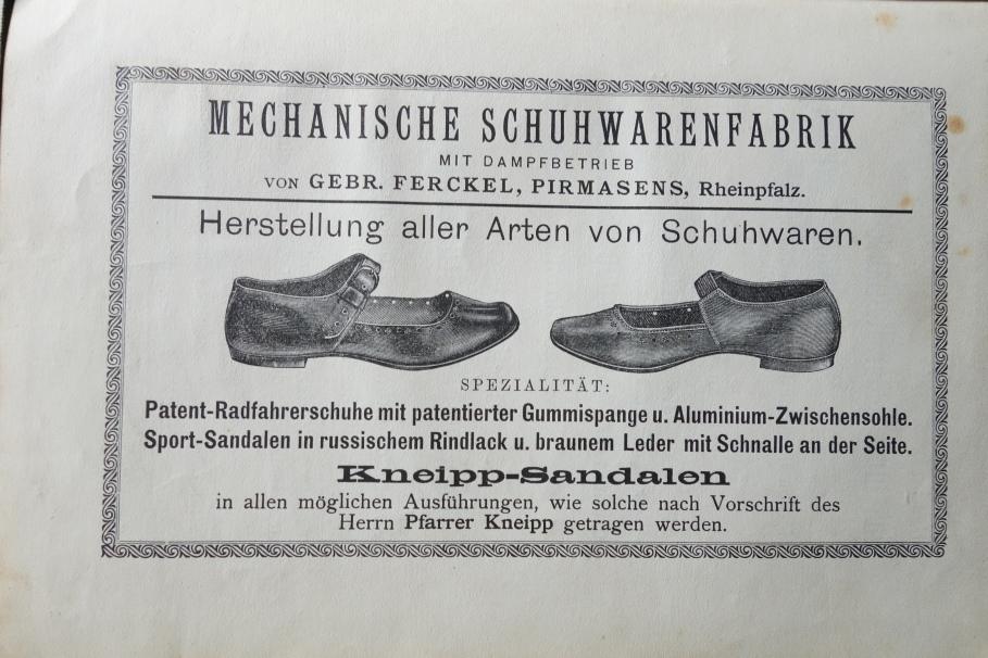 Ferkel Schuhe